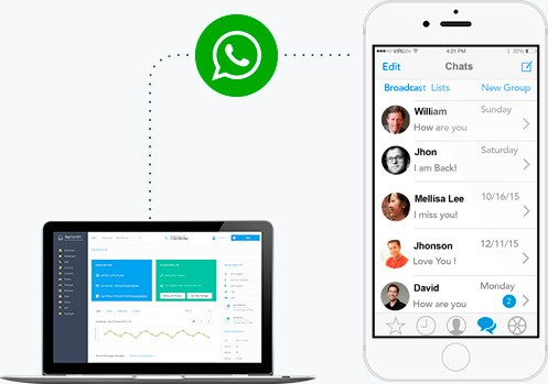 WhatsApp Spy App with GPS Location Tracker – TheOneSpy